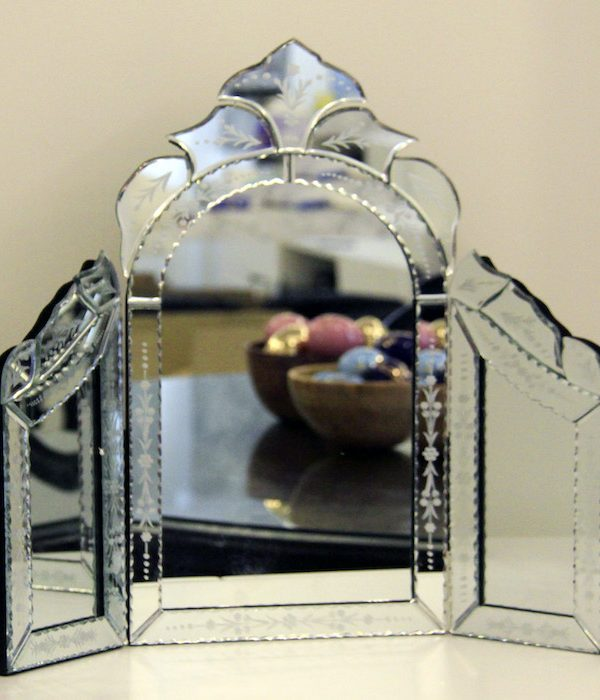 3 Way Tri-Fold Mirror